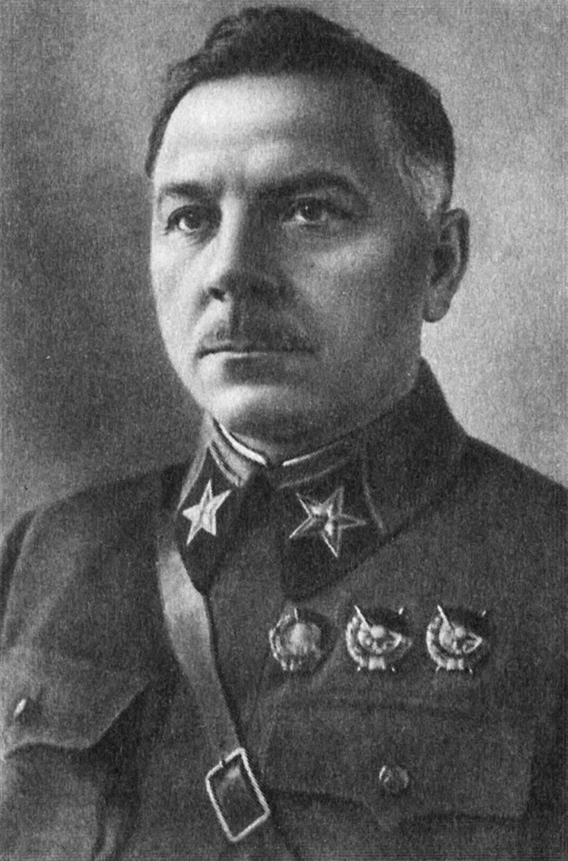 Биография Климента Ворошилова